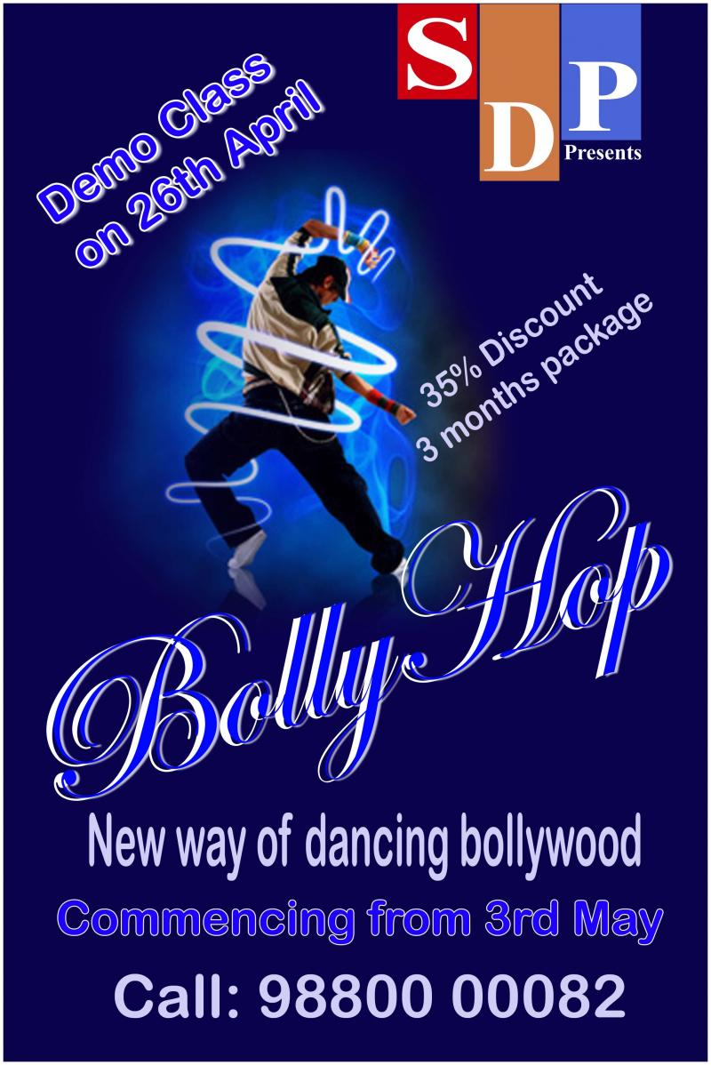 BollyHop Dance Workshop