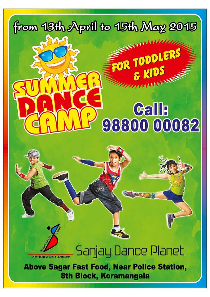 Summer Dance Camp - 2015